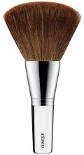 Духи, Парфюмерия, косметика Большая кисть для нанесения пудры и румян - Clinique Bronzer Blender Brush
