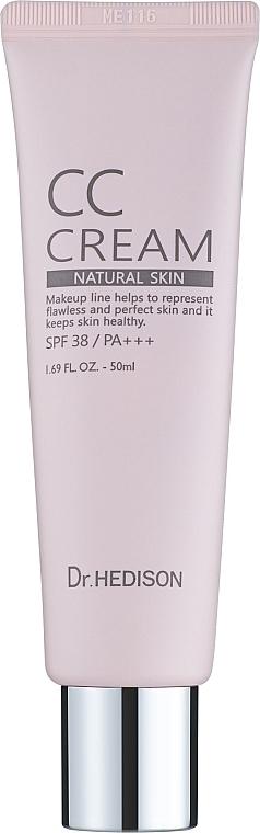 CC-крем - Dr.Hedison CC Cream SPF38