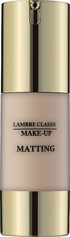 Тональный крем - Lambre Classic Make-Up Matting