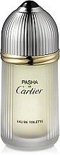 Cartier Pasha de Cartier - Туалетная вода — фото N2