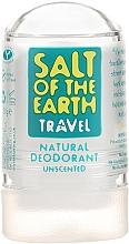 Духи, Парфюмерия, косметика Натуральный кристальный дезодорант-стик - Salt of the Earth Crystal Travel Deodorant