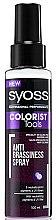 Духи, Парфюмерия, косметика Спрей для устранения желтизны волос - Syoss Colorist Tools