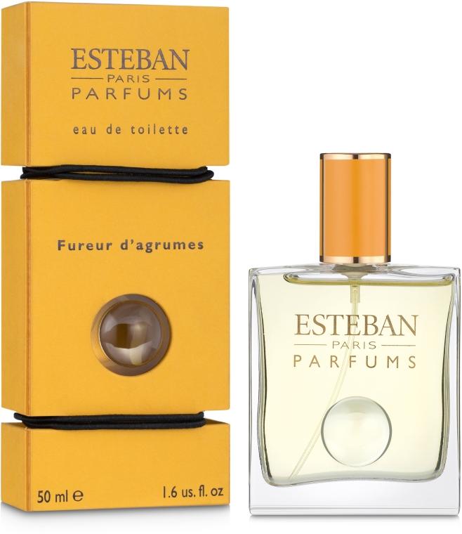 Esteban Fureur DAgrumes - Туалетная вода