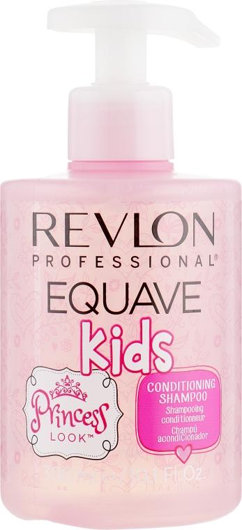 """Детский шампунь-кондиционер """"Принцесса"""" - Revlon Professional Equave Kids Princess Conditioning Shampoo"""