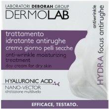 Духи, Парфюмерия, косметика Дневной увлажняющий крем для сухой кожи - Deborah Dermolab SPF10 Trattamento Idratante