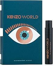 Духи, Парфюмерия, косметика Kenzo World Intense - Парфюмированная вода (пробник)