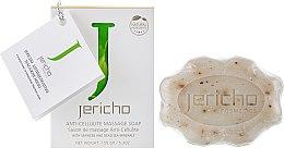 Духи, Парфюмерия, косметика Антицеллюлитное массажное мыло с водорослями и минералами Мертвого моря - Jericho Anti-Cellulite Massage Soap