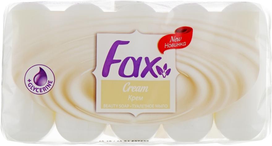 """Мыло """"Крем"""" - Fax Soap (Эко-пак)"""