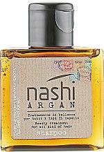 Дорожный набор - Nashi Argan (shm/30ml + cond/30ml + oil/5ml) — фото N2