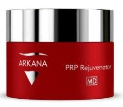 Духи, Парфюмерия, косметика Высококонцентрированный омолаживающий крем с пептидами - Arkana Prp Rejuvenator Cream