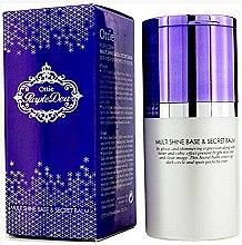 Духи, Парфюмерия, косметика База под макияж и консилер - Ottie Purple Dew Multi Shine Base & Secret Balm
