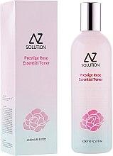Духи, Парфюмерия, косметика Тоник для лица - AZ Solution Prestige Rose Essential Toner