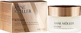 Духи, Парфюмерия, косметика Крем для лица ночной - Anne Moller Rosage Night Oil In Cream