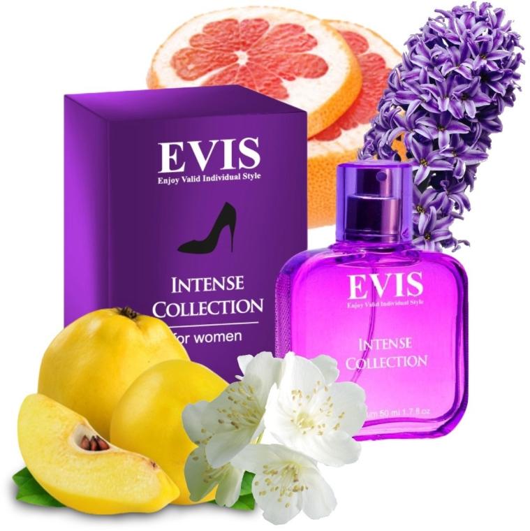 Evis Intense Collection №4 - Парфюмированая вода (мини): купить по лучшей цене в Украине | Makeup.ua