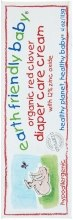 Духи, Парфюмерия, косметика УЦЕНКА Крем под подгузник с клевером - Earth Friendly Baby Diaper Care Cream Organic Red Clover*