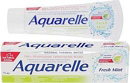 """Духи, Парфюмерия, косметика Зубная паста """"Fresh Mint"""" - Sts Cosmetics Aquarelle Toothpaste"""