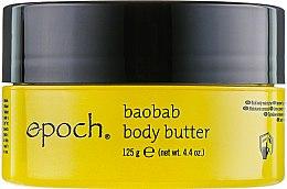 Духи, Парфюмерия, косметика Крем для тела с маслом баобаба - Nu Skin Epoch Body Butter
