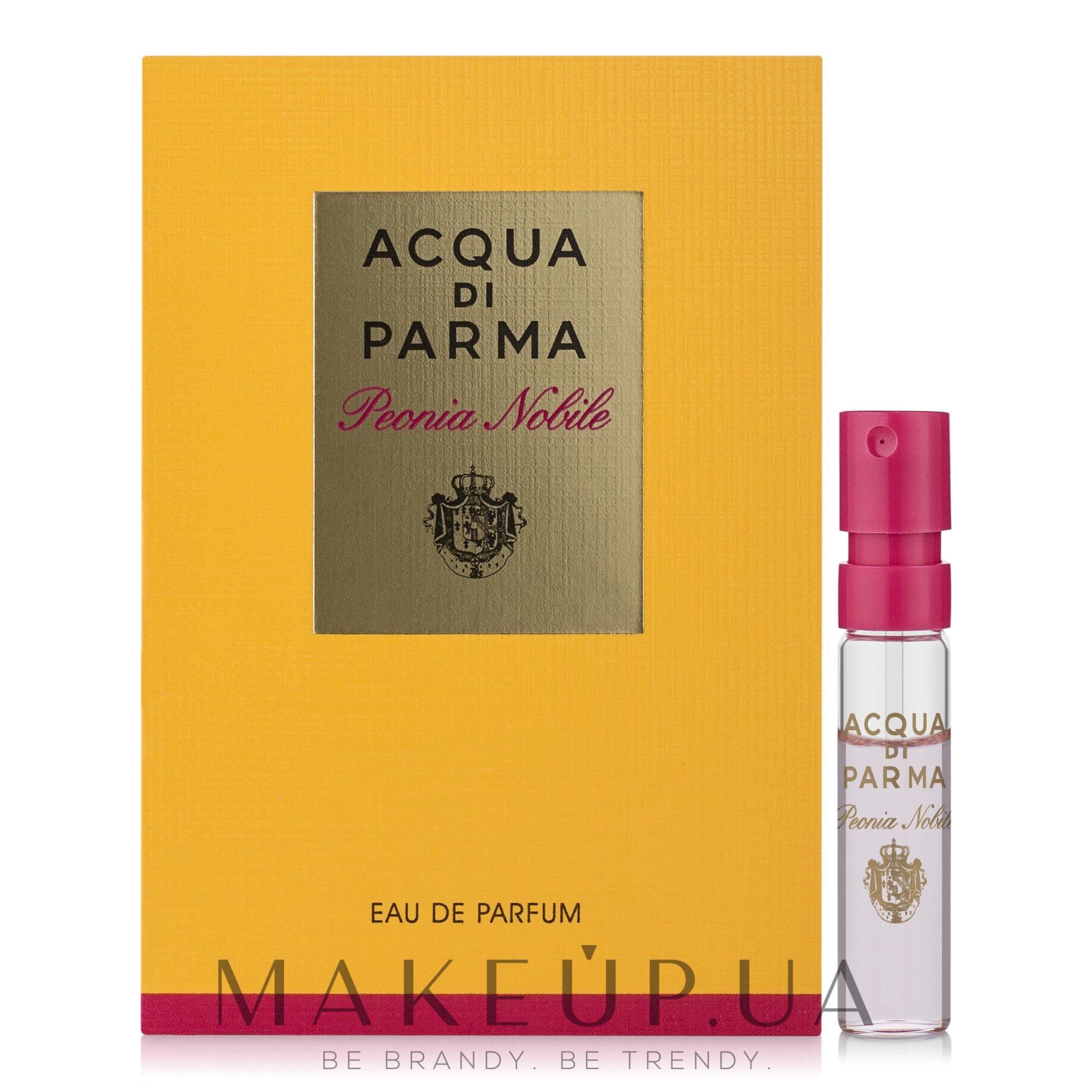 Acqua di Parma Peonia Nobile - Парфюмированная вода (пробник) — фото 1.5ml