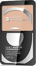 Тональный крем для лица 5в1 - Bell Hypoallergenic Make-up Fondation SPF 25 — фото N1