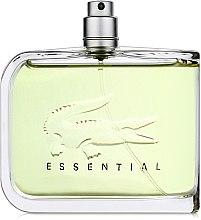 Духи, Парфюмерия, косметика Lacoste Essential - Туалетная вода (тестер без крышечки)