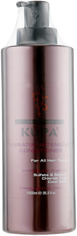 Кондиционер для волос - Bingo Kupa Keratin Intensive Conditioner — фото N1