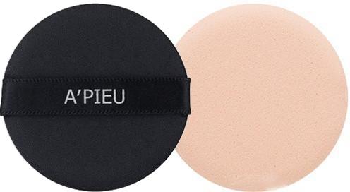 Спонж для макияжа, круглый - A'pieu Air Fit Tension Pact Puff