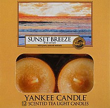 "Духи, Парфюмерия, косметика Чайные свечи ""Закат"" - Yankee Candle Scented Tea Light Candles Sunset Breeze"