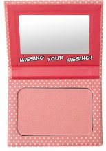 Румяна для лица - Misslyn Treat Me Sweet! Powder Blush — фото N1