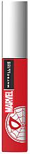 Матовая губная помада - Maybelline Super Stay Matte Ink Marvel — фото N4