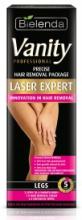 Духи, Парфюмерия, косметика Увлажняющий крем для депиляции ног - Bielenda Laser Expert Foot Cream