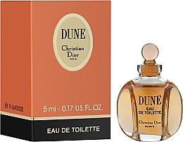 Духи, Парфюмерия, косметика Dior Dune - Туалетная вода (мини)