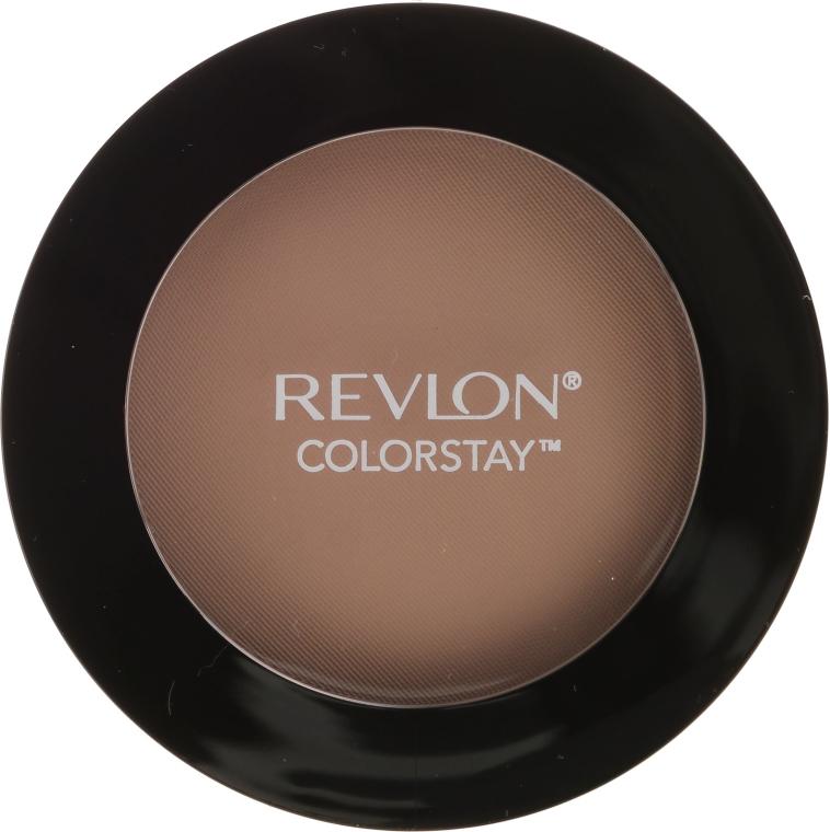 Стойкая компактная пудра - Revlon Colorstay Finishing Pressed Powder