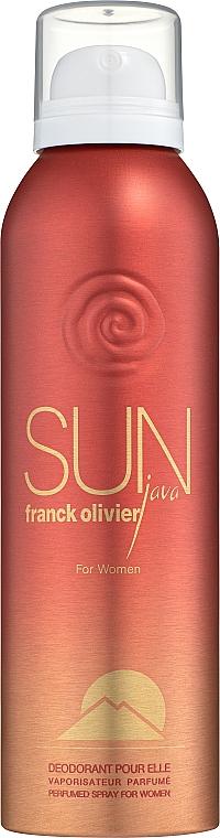 Franck Olivier Sun Java For Women - Дезодорант