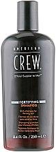 Духи, Парфюмерия, косметика Укрепляющий шампунь для тонких волос - American Crew Fortifying Shampoo