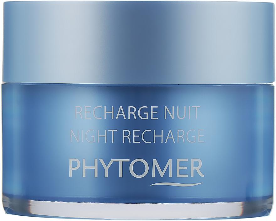 Драгоценный восстанавливающий ночной крем - Phytomer Night Recharge Youth Enhancing Cream