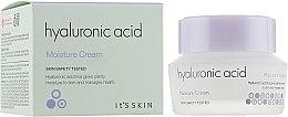Духи, Парфюмерия, косметика Крем для лица с гиалуроновой кислотой - It's Skin Hyaluronic Acid Moisture Cream