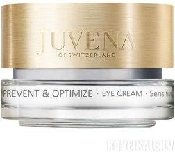 Духи, Парфюмерия, косметика Крем для области вокруг глаз для чувствительной кожи - Juvena Skin Optimize Eye Cream Sensitive (тестер)