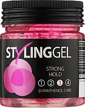 Парфумерія, косметика Гель для укладання волосся сильної фіксації Acme-Style Styling Gel - Acme Color
