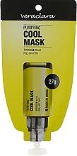 Духи, Парфюмерия, косметика Маска-плёнка с охлаждающим эффектом - Veraclara Purifying Cool Mask