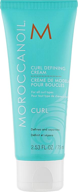 Крем для оформления локонов - Moroccanoil Curl Defining Cream