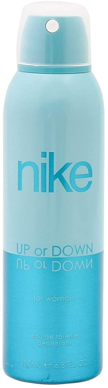 Nike NF Up or Down For Woman - Дезодорант
