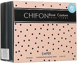 Духи, Парфюмерия, косметика Emper Chifon Rose Couture Pour Femme - Парфюмированная вода (мини)