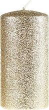 Духи, Парфюмерия, косметика Декоративная свеча, золотая, 7х10см - Artman Glamour