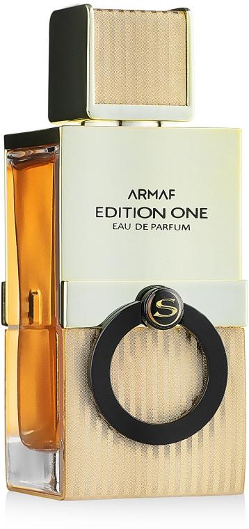 Armaf Edition One - Парфюмированная вода