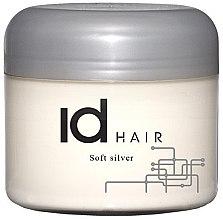 Духи, Парфюмерия, косметика Воск для легкой фиксации - idHair Soft Silver