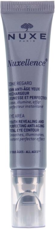 Уход для области вокруг глаз - Nuxe Nuxellence Eye Area
