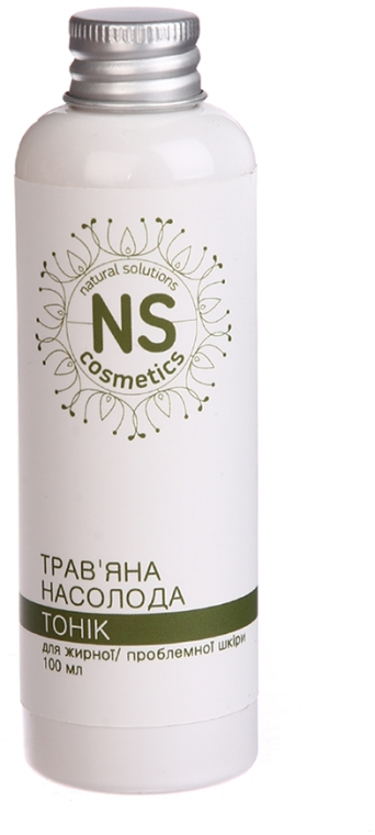 """Тоник """"Травяное наслаждение"""" - NS Cosmetics"""