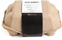 Духи, Парфюмерия, косметика Набор бомбочек для ванны - IDC Institute Pure Energy Bath Bombs Lavender & Passion Fruit & Lotus (6x70g)