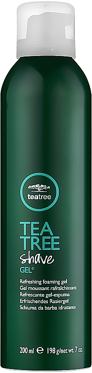 Гель для бритья - Paul Mitchell Tea Tree Shave Gel