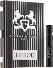 Духи, Парфюмерия, косметика Parfums de Marly Herod - Парфюмированная вода (пробник)